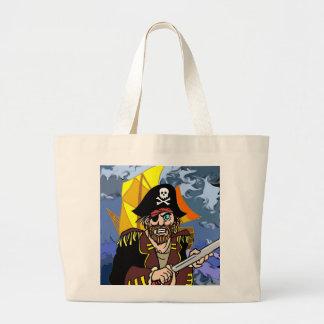 Charla de Arrrrr como un día del pirata Bolsas