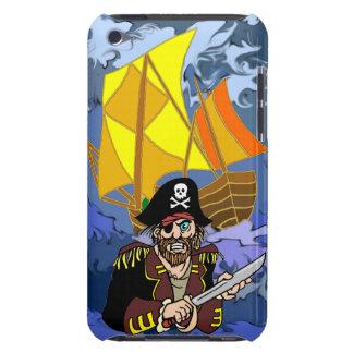 Charla de Arrrrr como un día del pirata Case-Mate iPod Touch Coberturas