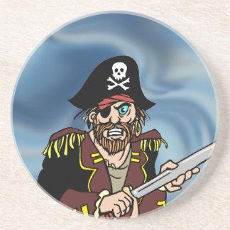 Charla de Arrrrr como un día del pirata Posavasos Manualidades