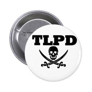 Charla de TLPD como un día del pirata Pins