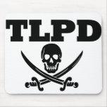 Charla de TLPD como un día del pirata Tapete De Raton