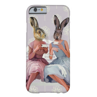 Charla del conejo funda barely there iPhone 6