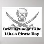 Charla internacional como un día del pirata impresiones