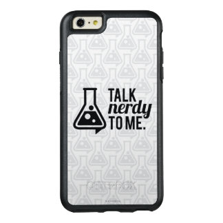 Charla Nerdy Funda Otterbox Para iPhone 6/6s Plus