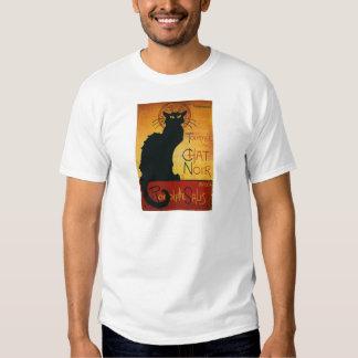 Charla Noir - gato negro Polera