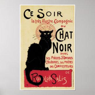 Charla Noir Posters