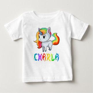 Charla Unicorn Baby T-Shirt