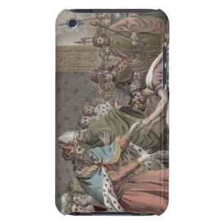Charlemagne (742-814) Receives the Ambassadors fro iPod Touch Case