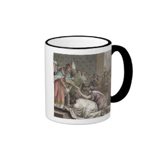 Charlemagne 742-814 Receives the Ambassadors fro Coffee Mug