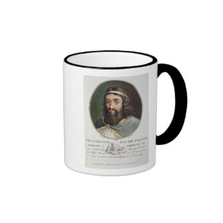 Charlemagne 747-814 King of France engraved by Coffee Mugs