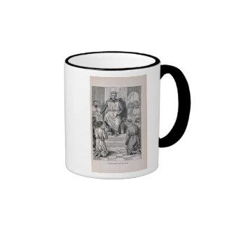 Charlemagne and the Boys Coffee Mug