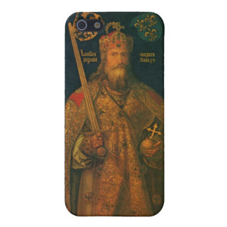 Charlemagne by Dürer iPhone Case