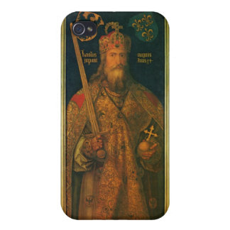 Charlemagne by Dürer iPhone Case iPhone 4 Covers