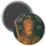 Charlemagne by Dürer Magnet