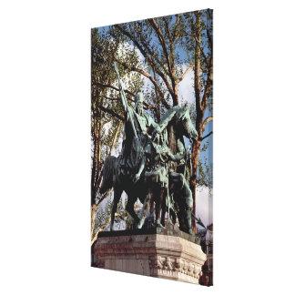 Charlemagne (Carolus Magnus, Charles the Great) (7 Canvas Prints