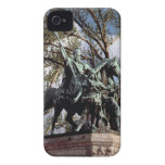 Charlemagne (Carolus Magnus, Charles the Great) (7 iPhone 4 Case-Mate Case
