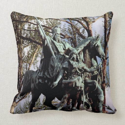 Charlemagne (Carolus Magnus, Charles the Great) (7 Pillows