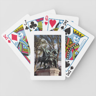 Charlemagne (Carolus Magnus, Charles the Great) (7 Playing Cards