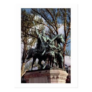 Charlemagne (Carolus Magnus, Charles the Great) (7 Postcard