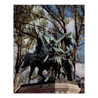 Charlemagne (Carolus Magnus, Charles the Great) (7 Poster