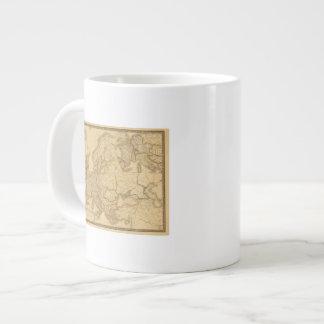 Charlemagne Empire 20 Oz Large Ceramic Coffee Mug