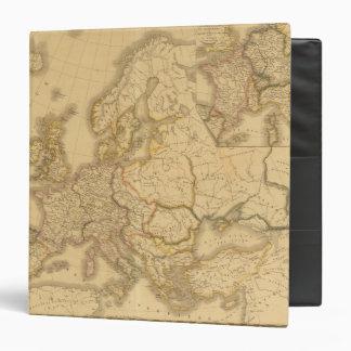 Charlemagne Empire 3 Ring Binder