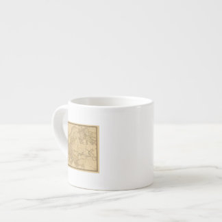 Charlemagne Empire 6 Oz Ceramic Espresso Cup