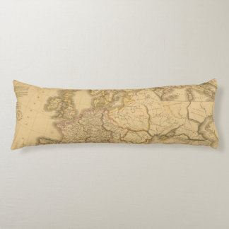 Charlemagne Empire Body Pillow