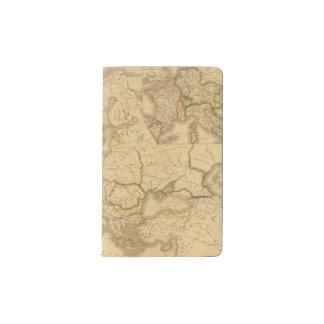 Charlemagne Empire Pocket Moleskine Notebook