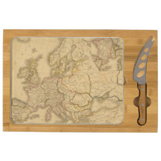 Charlemagne Empire Rectangular Cheese Board