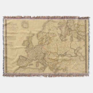 Charlemagne Empire Throw