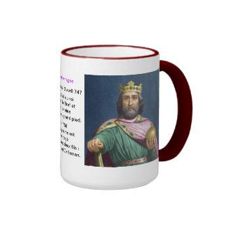 Charlemagne Mug