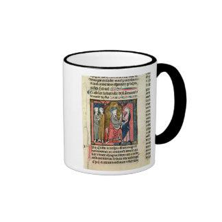 Charlemagne sending Ganelon Coffee Mug