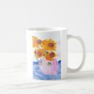 Charles Adamson Classic White Coffee Mug