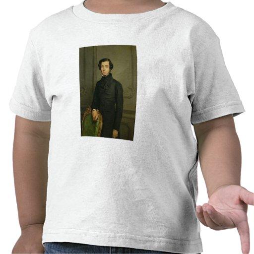 Charles-Alexis-Enrique Clerel de Tocqueville 1850 Camiseta