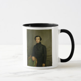 Charles-Alexis-Henri Clerel de Tocqueville  1850 Mug