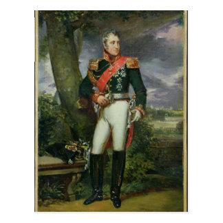 Charles-Andre  Count Pozzo di Borgo, 1824 Postcard