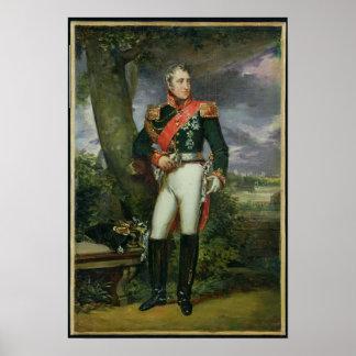 Charles-Andre  Count Pozzo di Borgo, 1824 Poster