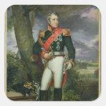 Charles-Andre  Count Pozzo di Borgo, 1824 Square Sticker