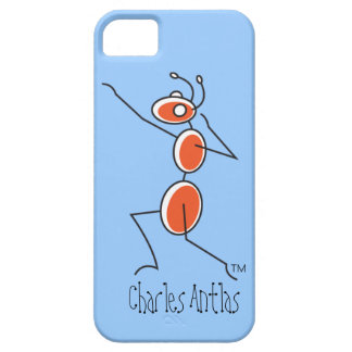 Charles Antlas™ classic pose iPhone 5 Case
