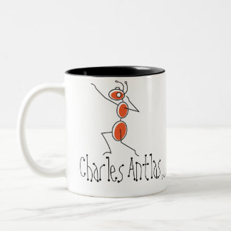 Charles Antlas™_classic pose Mug