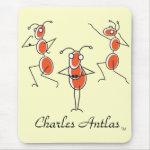 Charles Antlas™_tri-pose mousepad