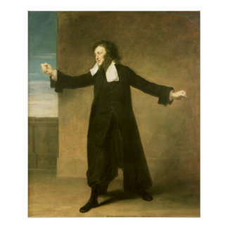 Charles as Shylock in 'The Merchant of Venice' Posters