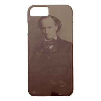 Charles Baudelaire (1820-1867), French poet, portr iPhone 7 Case