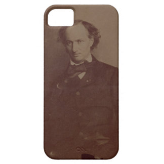 Charles Baudelaire (1820-1867), French poet, portr iPhone SE/5/5s Case