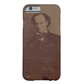 Charles Baudelaire (1820-1867), French poet, portr iPhone 6 Case