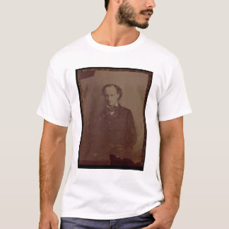 Charles Baudelaire (1820-1867), French poet, portr T-Shirt