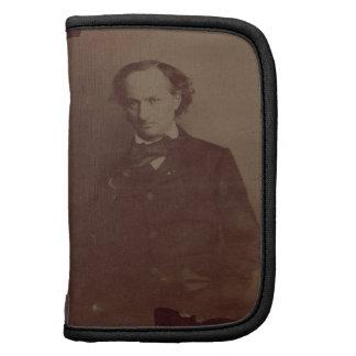 Charles Baudelaire (1820-1867), poeta francés, por Organizador