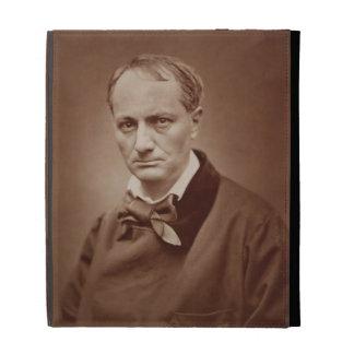 Charles Baudelaire (1821-67), French poet, portrai iPad Case