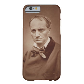 Charles Baudelaire (1821-67), French poet, portrai iPhone 6 Case